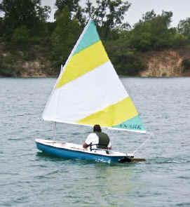 CastleCraft Super Snark Sailboat